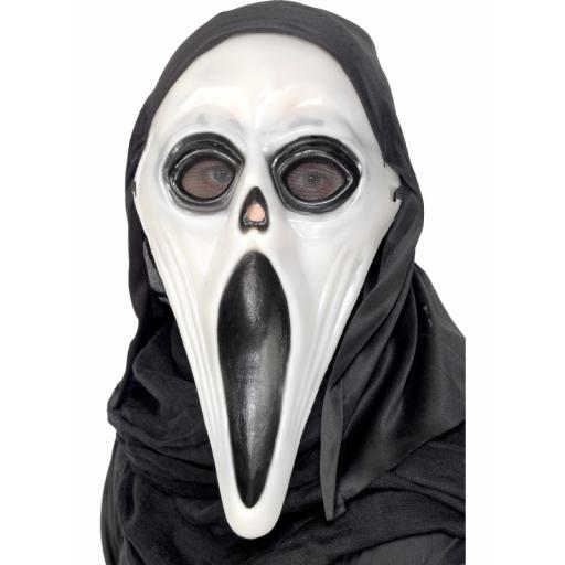 Glow in the Dark Screamer Mask