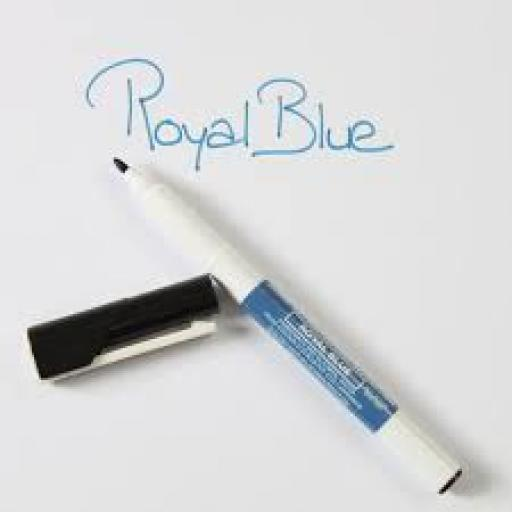 Sugar Art Pen Royal Blue For Cake Decorating
