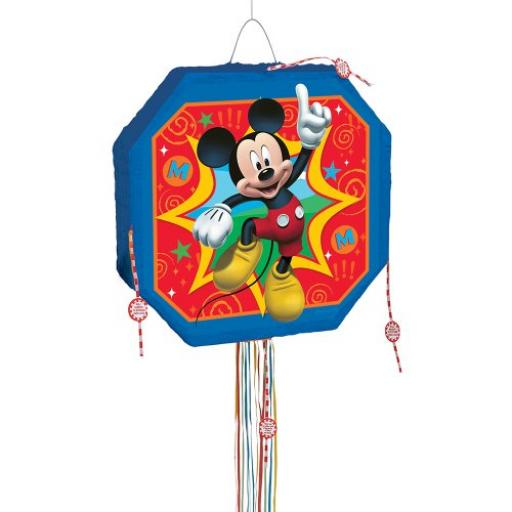 Mickey Mouse Pinata Pull String