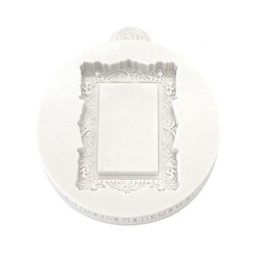 Miniature Frames Vintage Rectangle by Katy Sue
