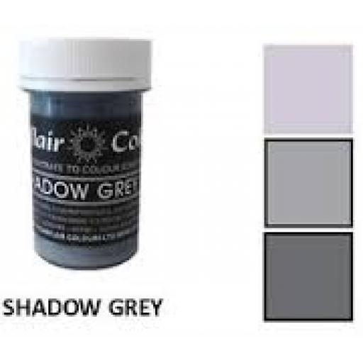 Pastel Pastel Paste Colour Shadow Grey 25g