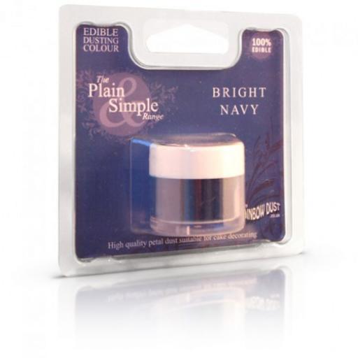 Plain & Simple-Bright Navy