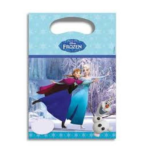 Frozen Iceskate Party Bags 6pcs