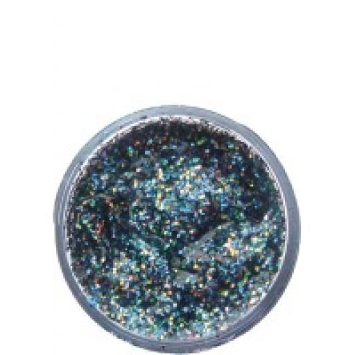 Glitter dust Bright Green-face and body paint 12ml