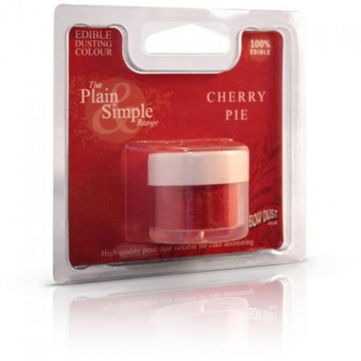Plain & Simple-Cherry Pie