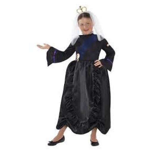 Villainous Victorians Quin Victoria Dress & Headpi