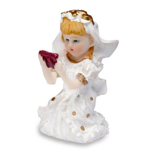 Kneeling Small Communion Girl 50mm