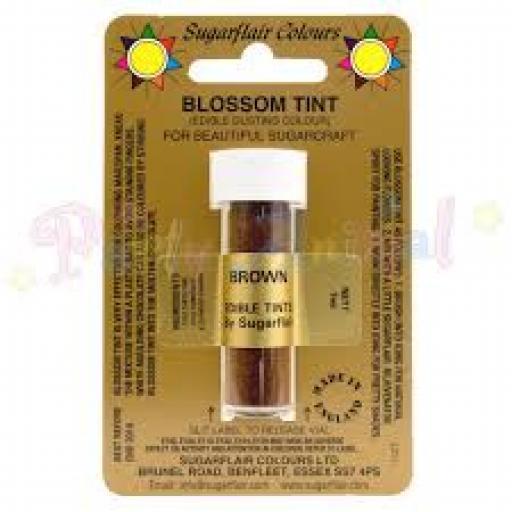 Sugarflair Blossom Tint Brown 7 ml