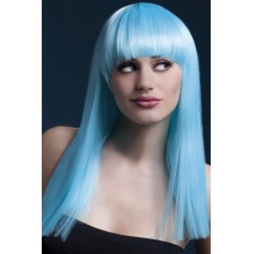 Fever Alexia Wig Neon Aqua