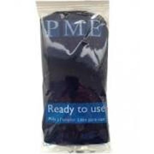 PME Midnight Black Sug Paste 250g Ready To Use
