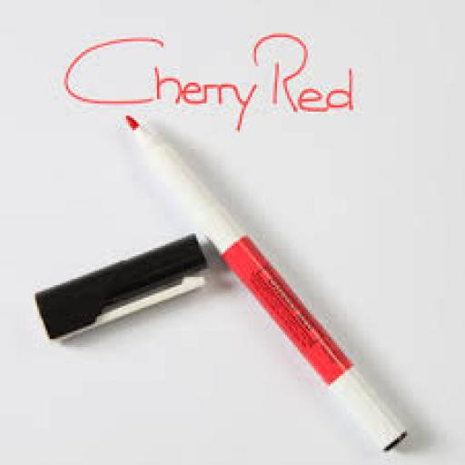 Sugar Art Pen Cherry Red For Cake Decorating