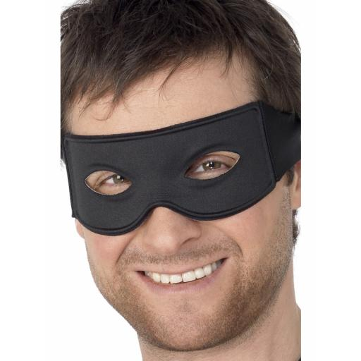 Bandit Eyemask and Tie Scarf