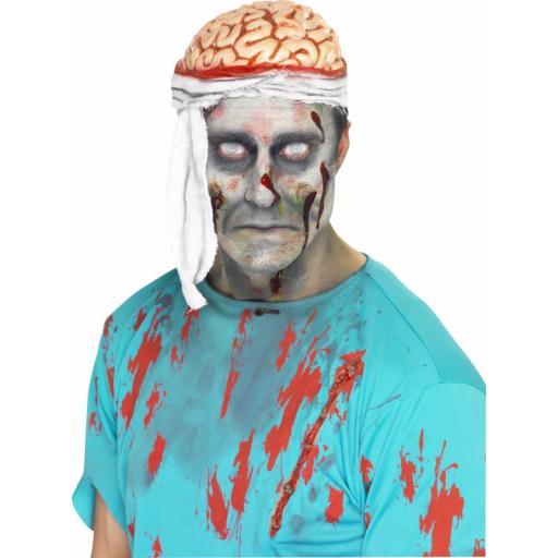 Bandage Brain Hat