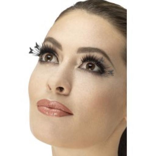 Fever Eyelashes Winged Butterfly & Adhesive