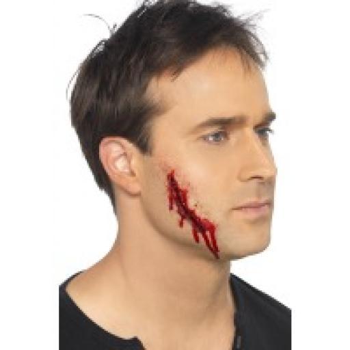 Smiffys Make-Up FX, Fake Skin/Scar