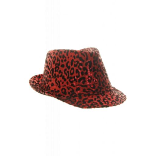 Safari Popstar Hat Assorted Colours