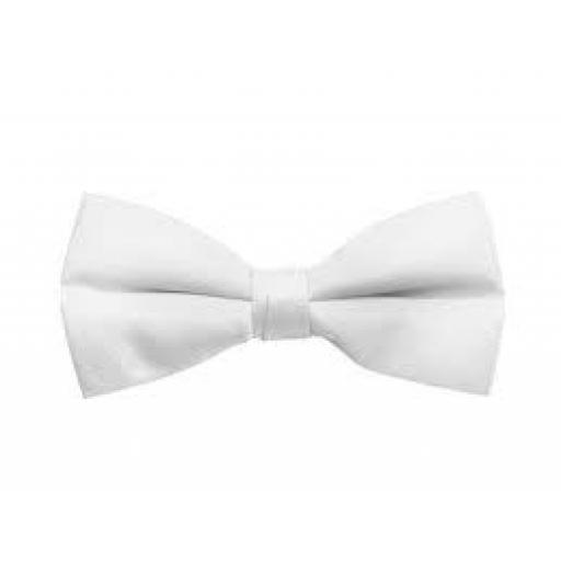 White Bow Tie