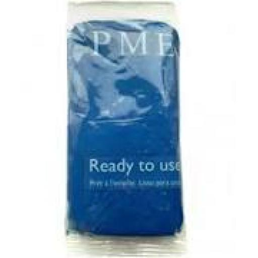 PME Ocean Blue Sug Paste 250g Ready To Use