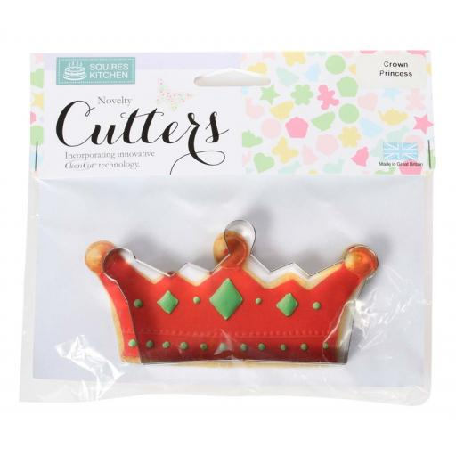 Squires Princess Crown Cookie Cutters