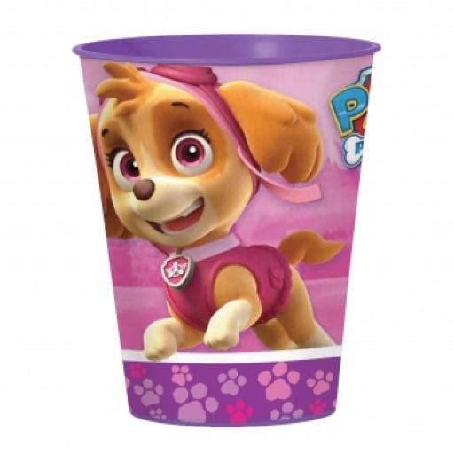 Paw Patrol Pink Favour Cup