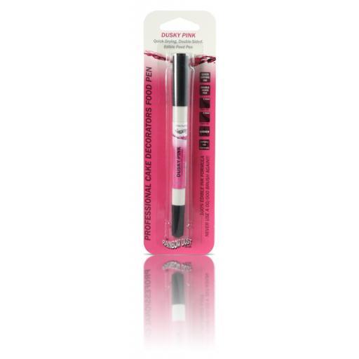 Rainbow Dust Food InkPen - Dusky Pink