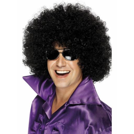 Afro Wig Mega Huge Black