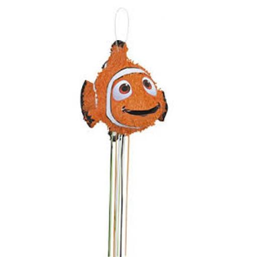 Finding Dory Nemo Pinata Shaped Pull String