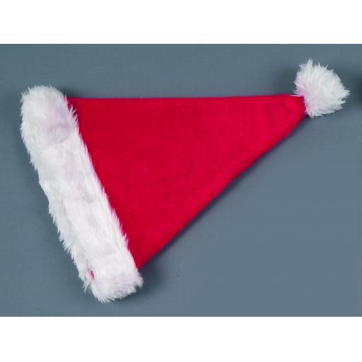 48cm Plush Santa Hat