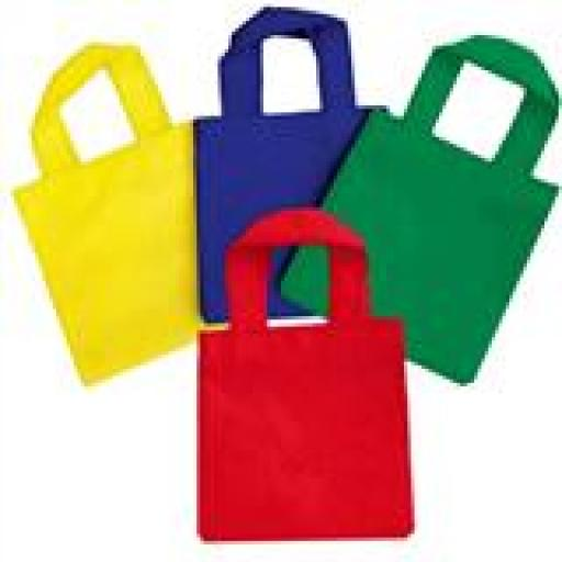 Tote Bag Asst Colour