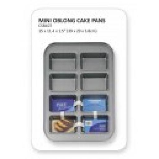 PME 8 Mini Oblong Cake Pan