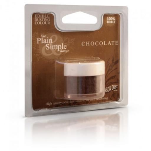 Plain & Simple-Chocolate