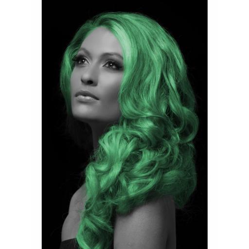 HAIR COLOUR SPRAY-GREEN
