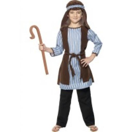 Shepherd Costume - Medium