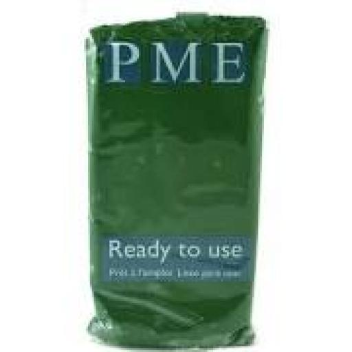 PME Sage Green Sug Paste 250g Ready To Use