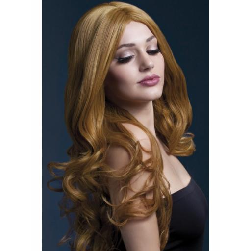Fever Rhianne Wig Light Auburn