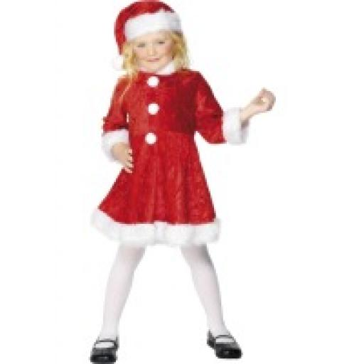 Mini Miss Santa Medium