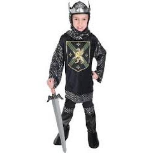 Warrior King Childs Costume small 3-4