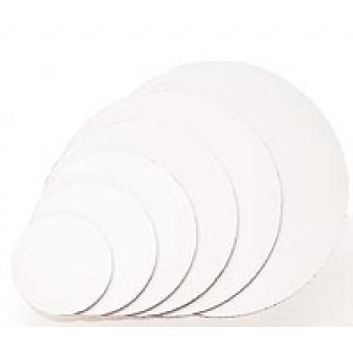 Wilton 6 in. Greaseproof Cake Circles 10pcs