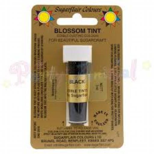 Sugarflair Blossom Tint Black 7ml