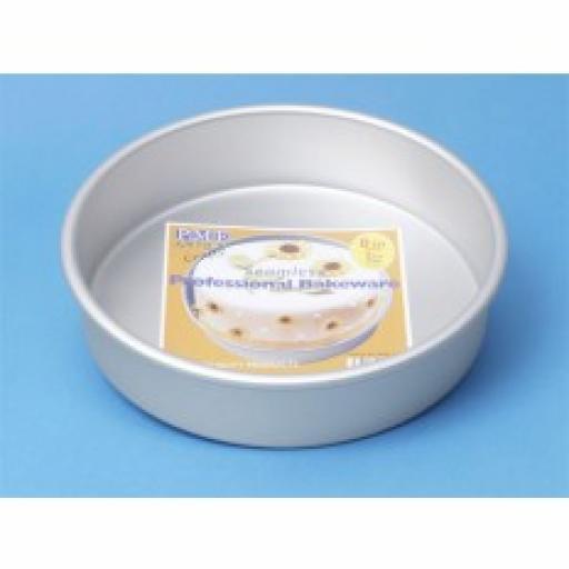 "PME Round Cake Pan (13 x 4"")"