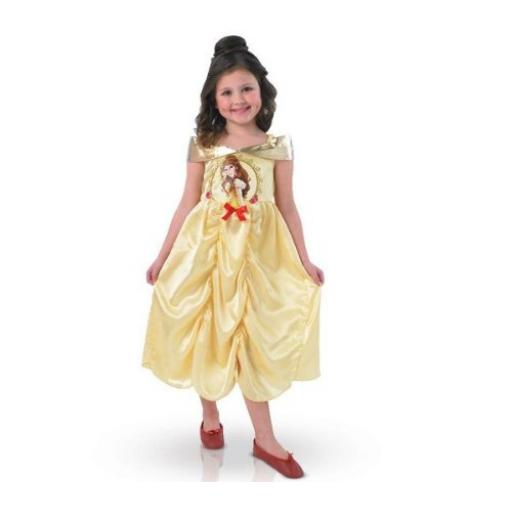 Princess Belle Story Time Costume small size
