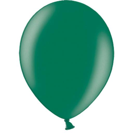 Met Oxford Green 12 inch Latex Balloon 50 pcs