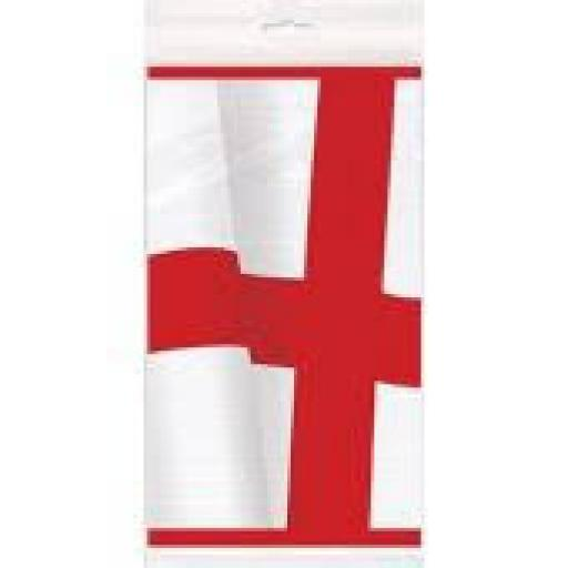 St George Plastic Tablecover 54x84 inch