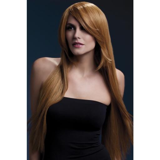 Fever Amber Wig Light Auburn