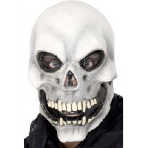 Skull Overhead Mask
