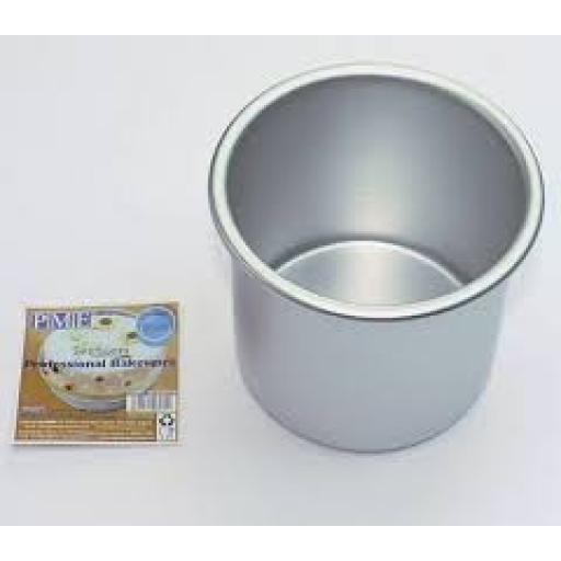 "PME Round Cake Pan (4 x 4"")"