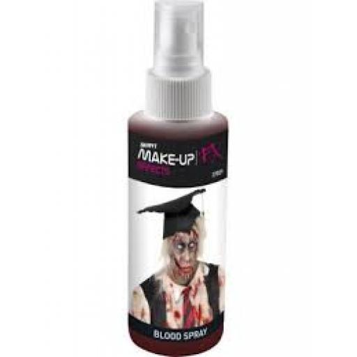 Spray Fake Blood Pump Action Atomiser 28.3ml