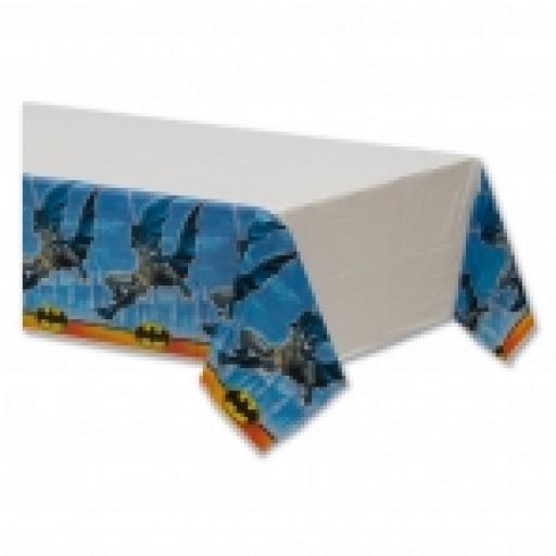 Batman Plastic Tablecover 54in x 96 inch