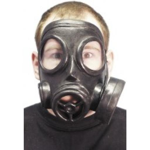 GAS MASK (Rubber)