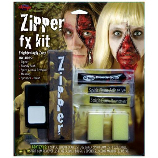 Zipper Face Fx Kit